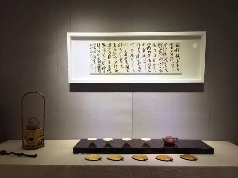 2016年6月黄明南京书法展