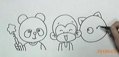 儿童画基础、儿童水粉、童画创作
