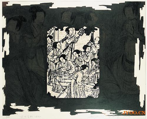 视觉与表达——馆藏当代版画研究展